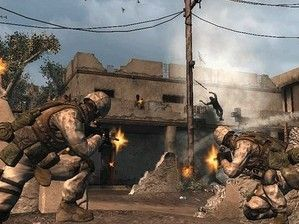 Konami's 'Six Days In Fallujah' comes under fire from anti-war campaigners in the UK
