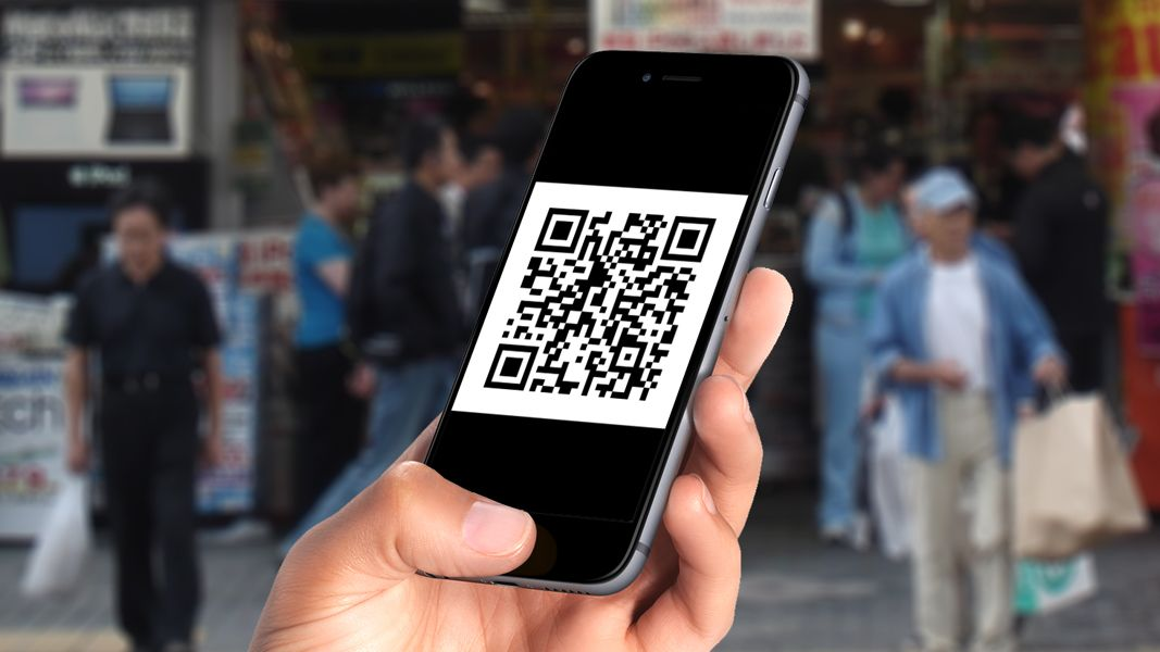 how to scan qr code with iphone how to scan qr codes on your iphone or techradar 3185