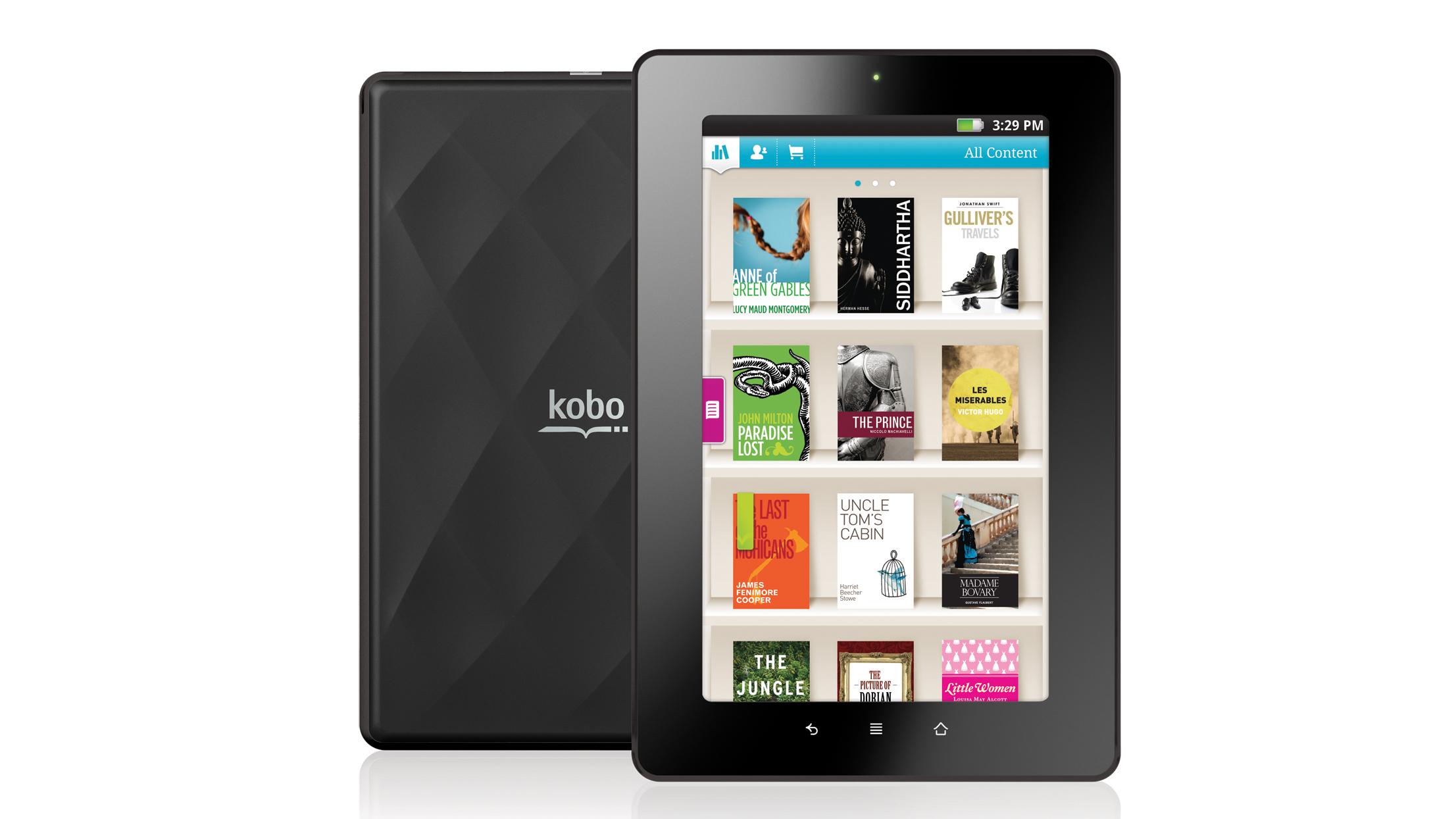 kobo vox gets some google play love techradar rh techradar com Kobo Vox Accessories Kobo Vox Charger