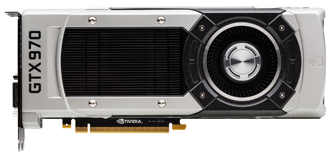 Nvidia working on driver update to address GTX 970 issues