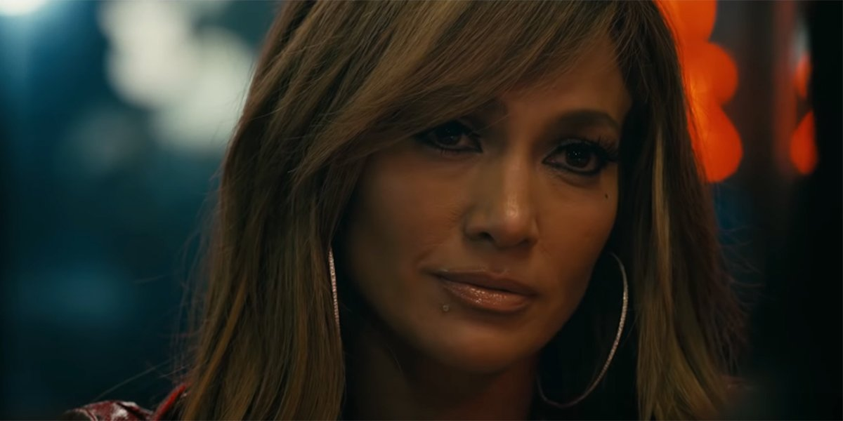 Jennifer Lopez in Hustlers