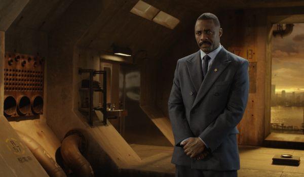 Stacker Pentecost Idris Elba