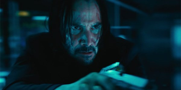 John Wick doing his own stunt work in John Wick Chapter 3 - Parabellum