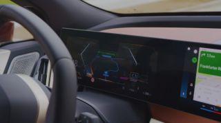 android auto bmw ix