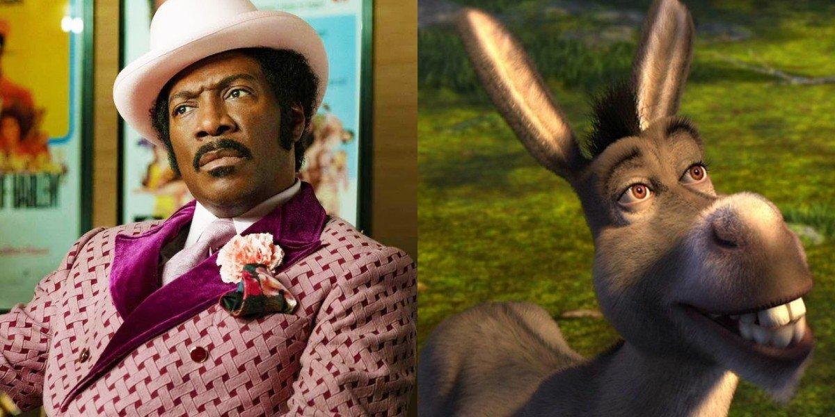 Eddie Murphy - Dolemite Is My Name/Donkey from Shrek