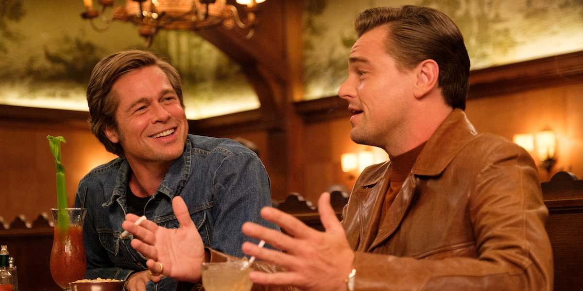 Is Quentin Tarantino's Once Upon A Time In Hollywood The Current Oscar Frontrunner?