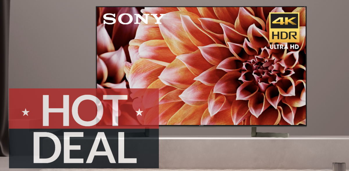 "Sony 65"" BRAVIA 4K TV: Save $1,100 at Walmart, just in time for Christmas"