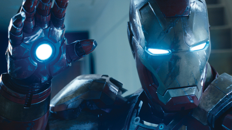 The secrets behind Iron Man 3's mindblowing VFX | Creative Bloq