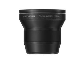 Olympus teleconverter lens