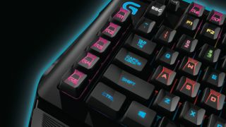 Logitech G910 Orion Spark RGB Mechanical Keyboard