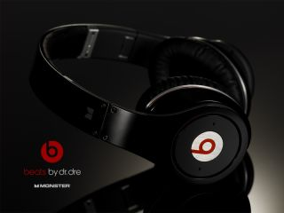 Dr. Dre's back, and this time, he's brought his own headphones.
