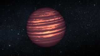 Brown Dwarf's Wild Weather