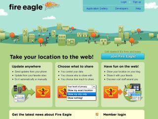 Yahoo Fire Eagle