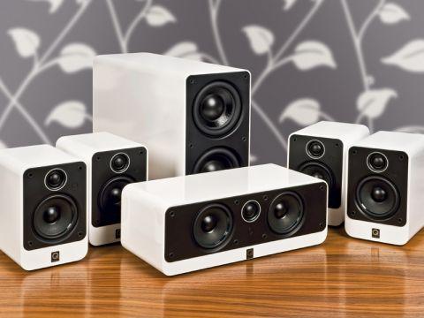 Q Acoustics 2000 Series 5.1
