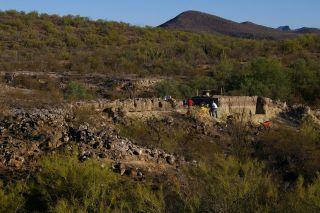 Sonora Clovis site