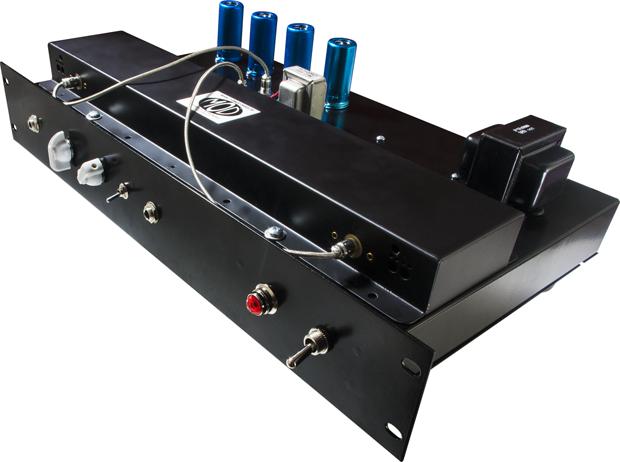 MOD Kits DIY Introduces The Wave Analog, Tube-Driven Spring Reverb Kit