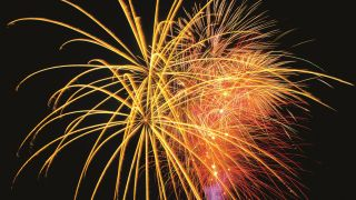 How to photograph fireworks: master explosive shots this New Year's Eve