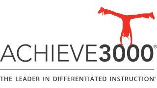achieve 3000 logo handstand