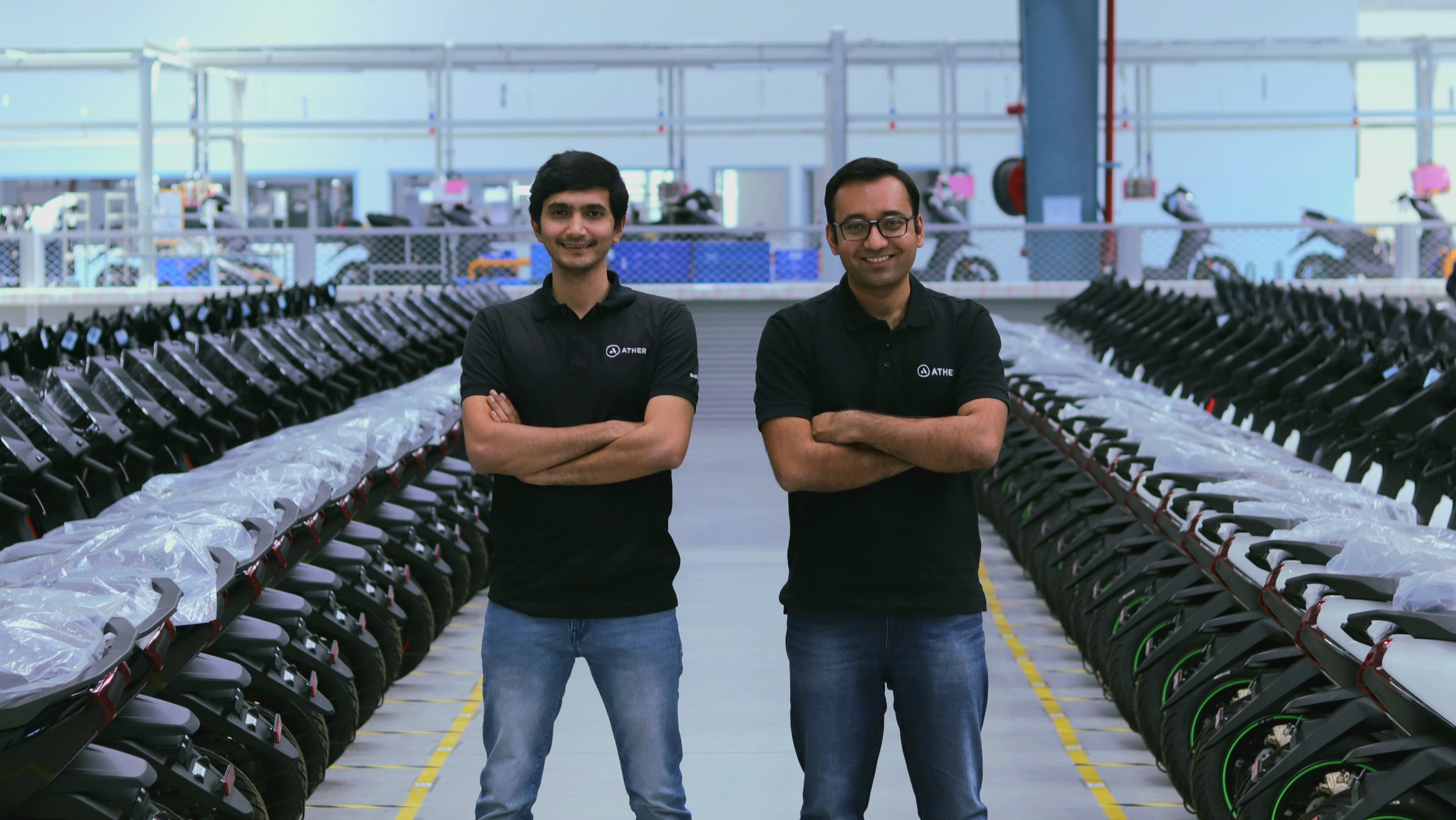 Ather Energy factory