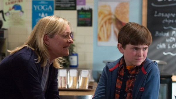 Jane and Bobby Beale in EastEnders