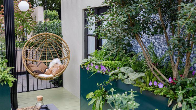 RHS Chelsea Sky Sanctuary balcony garden by Michael Coley