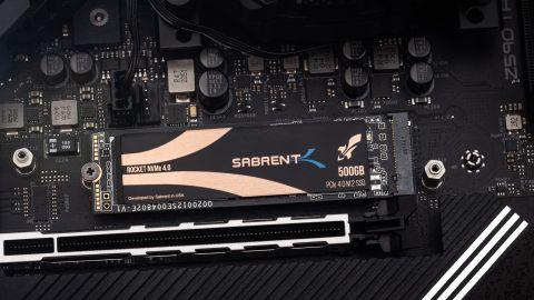 Sabrent Rocket NVMe 4.0 - 500GB