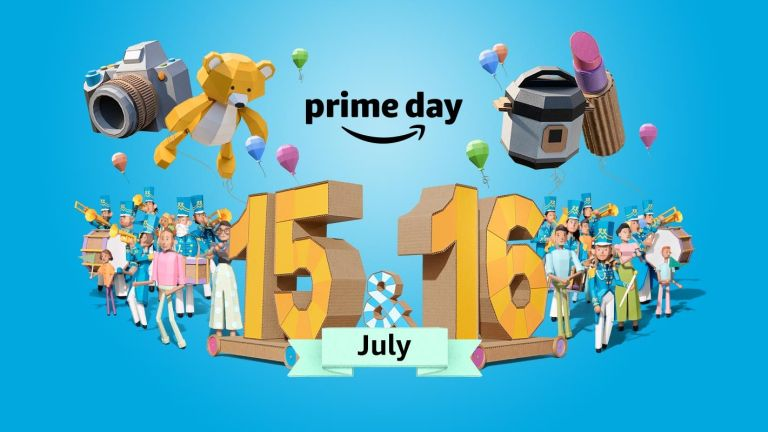 Amazon Prime Day voucher