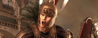 Total War Rome 2 shocked Roman