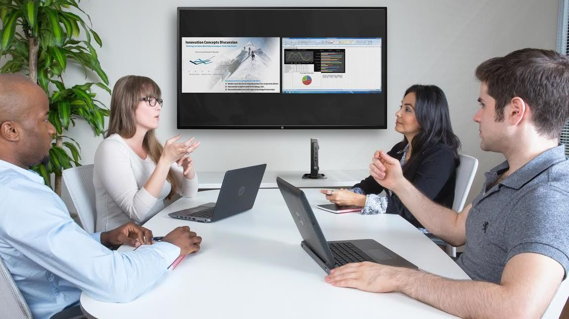 Tech Conference Chat Room