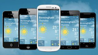 Brits obsessed with the weather? You betcha! BBC Weather app fastest-growing ever