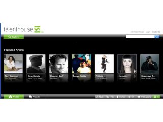 Talenthouse - fancy house-sitting with Stephen Dorff?