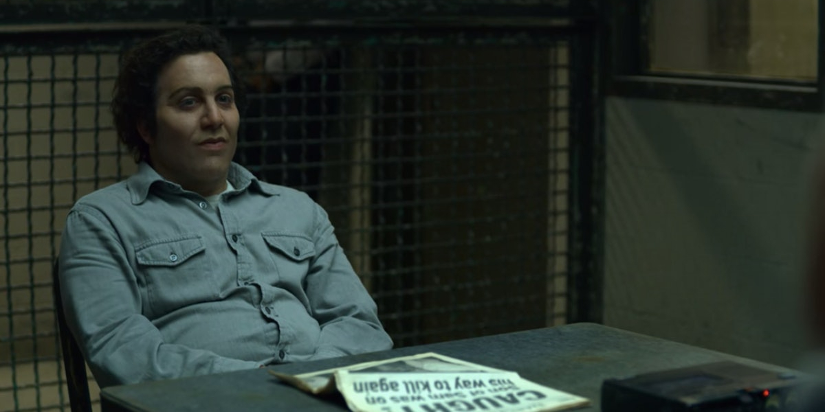 Oliver Cooper as David Berkowitz in Mindhunter