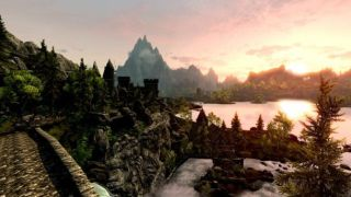 Enderal: The Shards of Order mod to convert Skyrim into an entirely new adventure