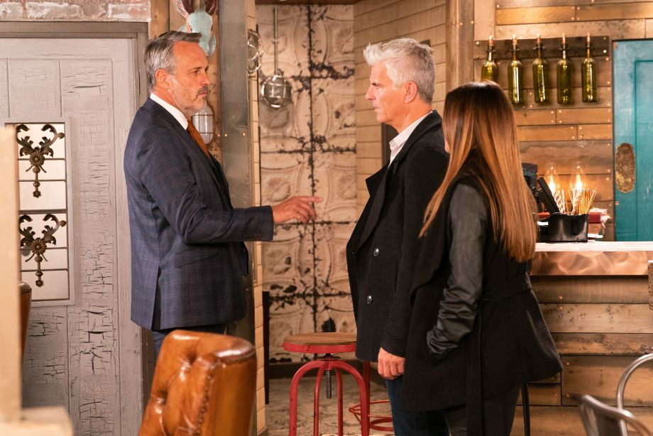 Coronation Street spoilers: Robert Preston has a confession for Michelle