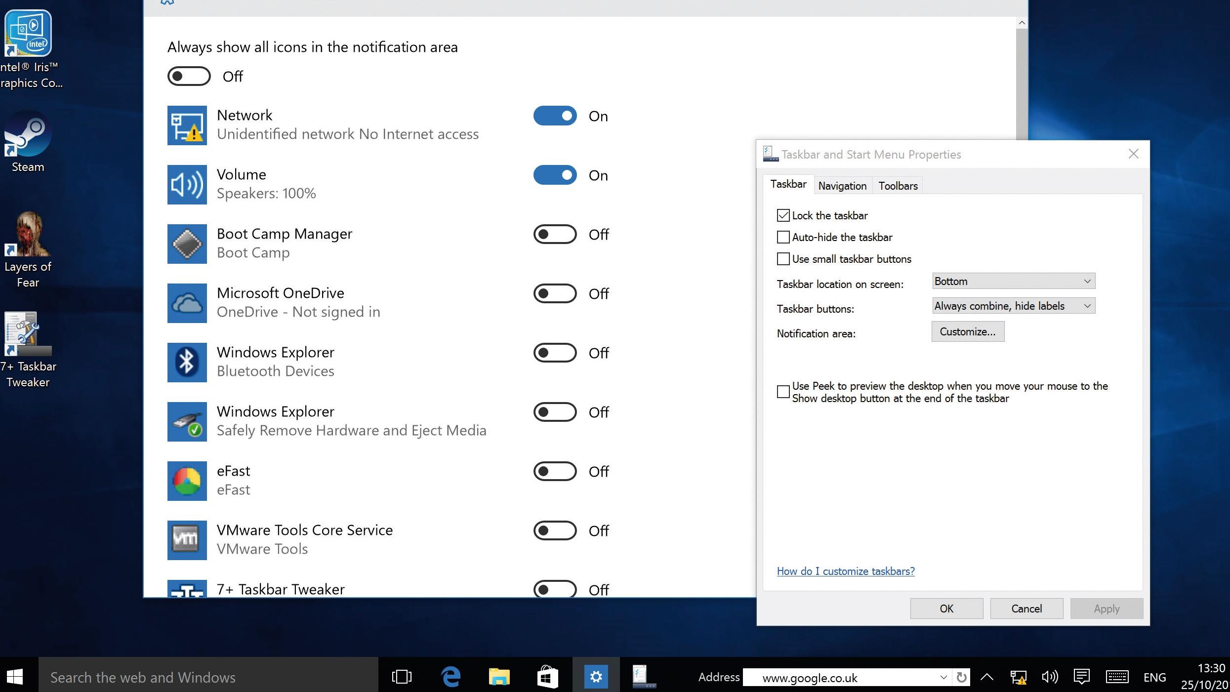 How to customise the Windows 10 taskbar | TechRadar