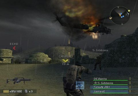 SOCOM: U S  Navy SEALs Combined Assault review | GamesRadar+