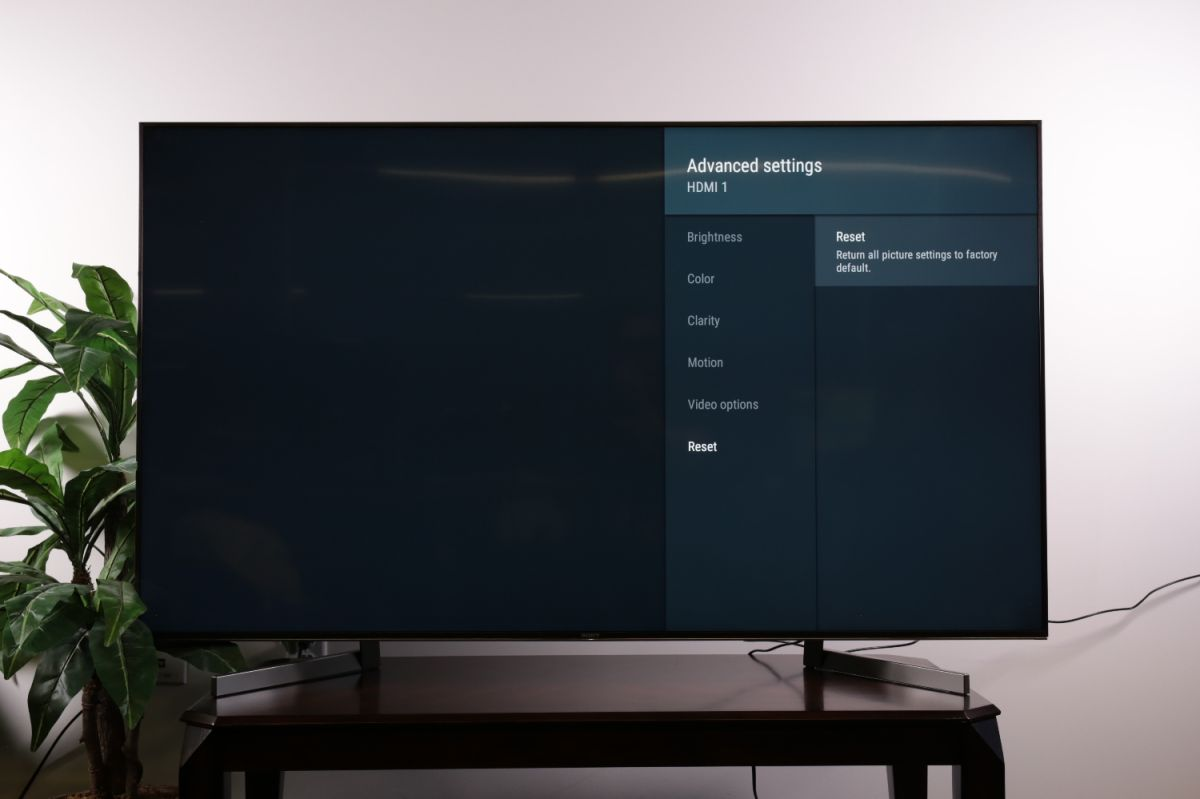 How to adjust picture settings on a Sony TV - Sony Bravia