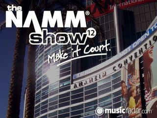 Winter NAMM: we were there, and we'll soon be off again.