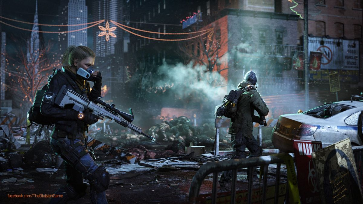 The Division pre-loads start today on Xbox One, Sunday on PS4