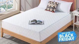 Black Friday mattress deals: Zinus Green Tea Memory Foam