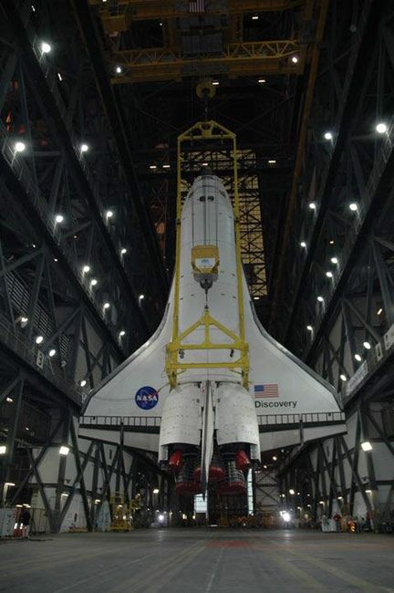 us space shuttle discovery - photo #36