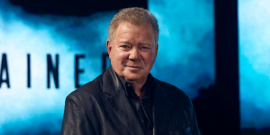 Why William Shatner Is Fascinated By History's The UnXplained And Its Mysteries