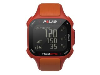Image of the GPS watch.