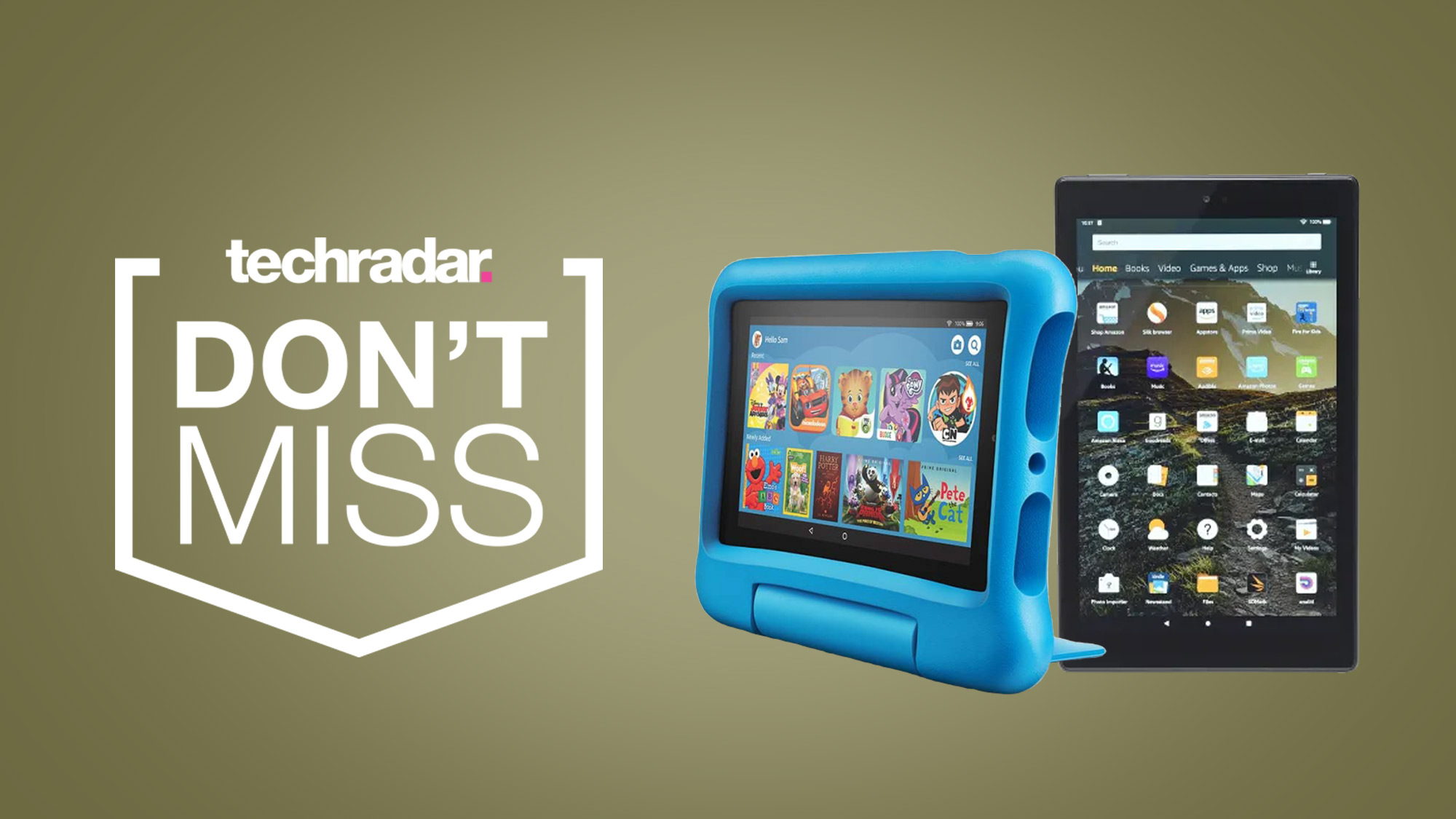 Best Buy Black Friday Fire Tablet Deals Are Back Save 70 This Week Techradar
