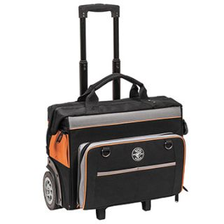 Klein Tools Wheels Out New Tradesman Pro Organizer Rolling Tool Bag