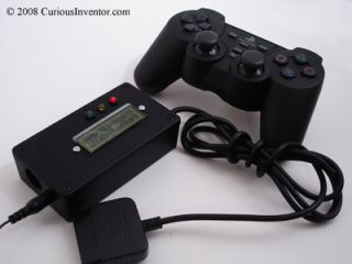 The Midiator sits between your PS2 controller and your computer MIDI hardware
