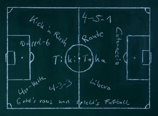 6 football tactics that changed the game as we know it | FourFourTwo