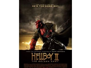 Hellboy director del Toro is a Blu ray backer