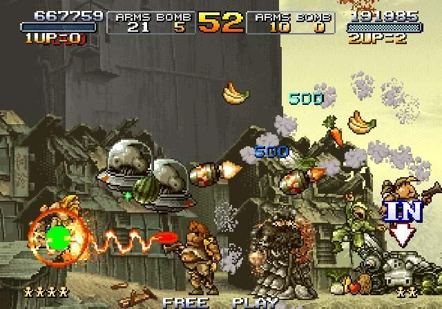 Metal Slug Anthology Reviews and Articles for PSP ...