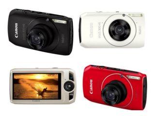 Canon s new and improved IXUS range